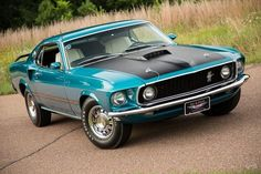 """1969 Mustang """"Q"""" Code 428 Super Cobra Jet Mach 1 with Drag Pack! 300 produced I'm told 1969 Mustang Mach 1, Ford Mustang Fastback, Mustang Boss, Mustang Cobra, Ford Mustangs, Shelby Gt500, Classic Mustang, Automobile, Pony Car"""