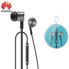 Huawei Honor Engine 2 AM13 Earphone Stereo Piston In-Ear Earbud Mic Earphone for Honor Plus 3X 3C P7 Mate 8 P9 Xiaomi Meizu //Price: $21.13//     #gadgets