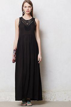 Macrame Day Dress #anthropologie $118