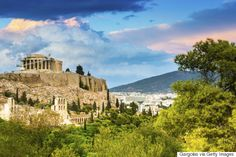 The 10 Cheapest Places To Stay In Europe - Athens, Greece