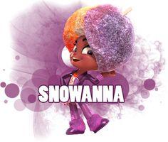 Wreck- It Ralph: SNOWANNA RAINBEAU ! png. by Vanellope-Schweeetz on DeviantArt