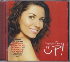 Shania Twain Come On Over Taiwan Back Cover This