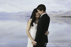 Beautiful, natural moments. Wedding Photography by Alpine Image Company.