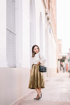 Nany's Klozet : New Year, Best Me /// How to Wear Glitter Heels