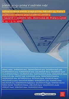 Výstavy studentských prací: sedme-nebe-plakat_maly