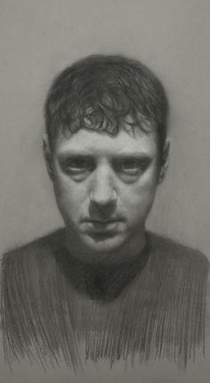 David Kassan self portrait