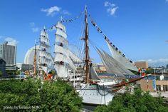Yokohama, Sailing Ships, Boat, Instagram, Dinghy, Boats, Sailboat, Tall Ships, Ship