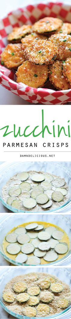 Parmesan Crisps Zucchini Parmesan Crisps - A healthy snack that's incredibly crunchy, crispy and addicting!Zucchini Parmesan Crisps - A healthy snack that's incredibly crunchy, crispy and addicting! Zucchini Parmesan Crisps, Parmesan Chips, Zucchini Fritters, Healthy Zucchini, Garlic Parmesan, Garlic Sauce, Healthy Snacks, Healthy Eating, Healthy Recipes