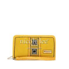 Ivy Gemstone Wallet - Nicole Lee