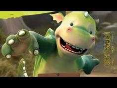 Nick Jr.'s Digby Dragon Promo. Tim Dadabo, Voice - YouTube