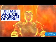 Elijah and the Chariots of Israel - Superbook Angel Of The Morning, Christian Kids, Bible Crafts, Bible Stories, Quito, Knowing God, S Word, Sunday School, Need To Know