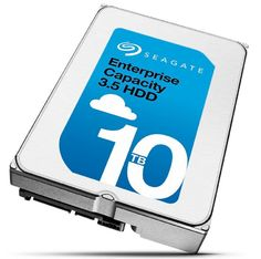 Seagate ships its 10-terabyte helium-filled enterprise hard disk drive
