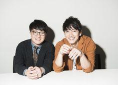 佐藤健×濱田岳 同年代の実力派俳優が、映画初共演で感じたこと。 - ライブドアニュース