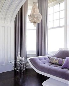 Bildresultat för lila gardiner