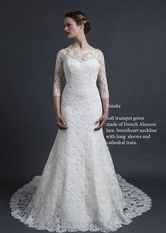 1000+ images about Robes de mariée on Pinterest  Robes, Modest ...