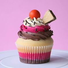 Here is a classic ice cream flavor turned cupcake and you're going to love them!