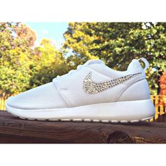 nike roshe with crystals