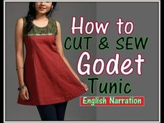 Ideas Sewing Patterns Tunic Diy For 2019 Sewing Clothes Women, Sewing Pants, Barbie Clothes, Diy Clothes, Dress Tutorials, Sewing Tutorials, Sewing Projects, Diy Projects, Simple Dress Pattern