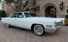 1966 Cadillac FLEETWOOD BROUGHAM