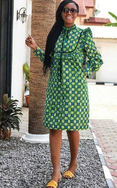Fabulous Ankara Styles For Modern The Woman - Loud In Naija African Inspired Fashion, Latest African Fashion Dresses, African Print Dresses, African Print Fashion, Africa Fashion, African Dress, Latest Dress, Ankara Gown Styles, Ankara Dress