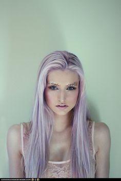 Mermaids with purple hair