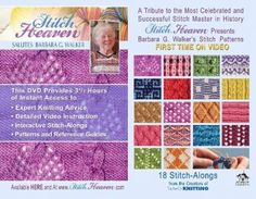 Review - Stitch Heaven & Barbara Walker