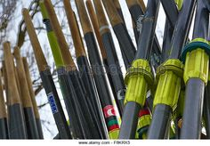 A rack of rowing oars - Stock Image Rowing Oars, Editorial Photography, Stock Photos, Vectors, Boats, Illustrations, Image, Ships, Illustration