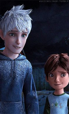 *JACK FROST & JAMIE BENNETT ~ Rise of the Guardians, 2012