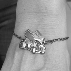 Princess Sprint Car Charm bracelets !!