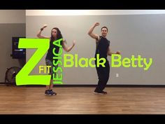 Zumba Black Bettys Worldwide - YouTube