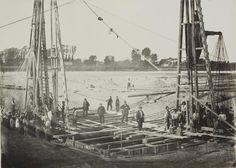 1865-Aanleg Spoorbrug