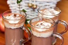 Minttusuklaakaakao lämmittää kylmänä talvipäivänä, tässä Hellapoliisin reseptillä!