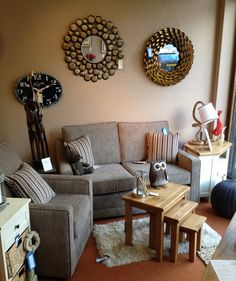 Living Room Inspiration, Couch, Furniture, Home Decor, Homemade Home Decor, Sofa, Sofas, Home Furnishings, Interior Design