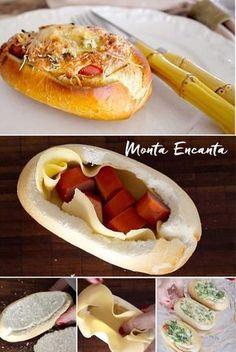 Hot Dog na Canoa – Junte uma salsicha com pão e você tem um hot dog. É verdade. Mas, se simples assim já é bom, imagina navegando numa canoa de …