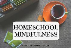 Homeschool Mindfulness