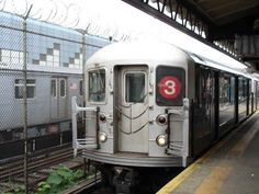 The 3 train. Best trains in NYC.