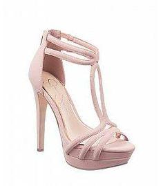 Jessica Simpson Salvati Platform Sandal - Miss Piggy