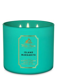 Shop Island Margarita Candle at Bath And Body Works! Fill your home with the most irresistible, beautiful fragrance today.