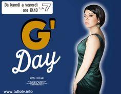 G'Day, with Geppi Cucciari