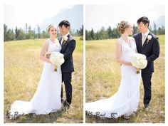 banff wedding photographer, bride and groom outdoor photos, rocky mountain wedding, navy groom suit, lace wedding dress, white bridal bouquet,www.kimpayantphotography.com Wedding Navy, Lace Wedding, Wedding Dresses, Navy Groom, Outdoor Photos, White Bridal, Banff, Rocky Mountains, Bouquet