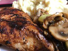 Cooking With Hetty!: Hetty's Habanero marinated Chicken!