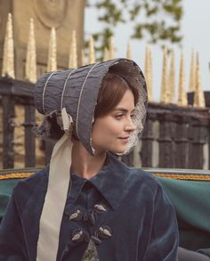I love this photo of Jenna Coleman as Queen Victoria. Her clothes are perfect. The Effective Pictures We Offer You About Historical Fashion A quality pic Victoria Jenna Coleman, Victoria Pbs, Victoria Tv Show, Victoria 2016, Queen Victoria Series, Queen Victoria Prince Albert, Victoria And Albert, Jena, Victoria Masterpiece