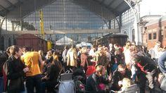 Mercado de Motores, Madrid's coolest flea market by Naked Madrid