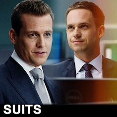 Mike Ross/Harvey Specter Usa Tv Shows, Suits Tv Series, Harvey Specter, Drinking, Juice, Kicks, Box, Movies, Beverage