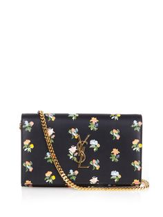 Monogram Prairie floral-print cross-body bag | Saint Laurent | MATCHESFASHION.COM US