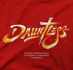 #typography #danzjabrix #dauntless #fireofgod #design #type