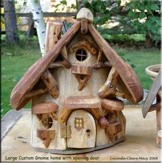 bird houses -- [REPINNED by All Creatures Gift Shop]
