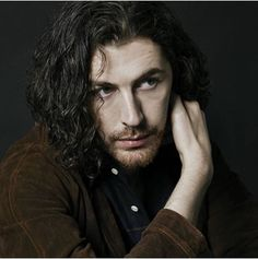 Absolutely gorgeous portrait of #Hozier via @annakatsanis.  Photographer:  Haozeng_com.