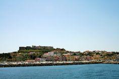 Isola di Procida-Italia