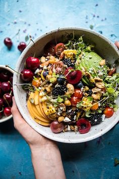 My kind of salad!